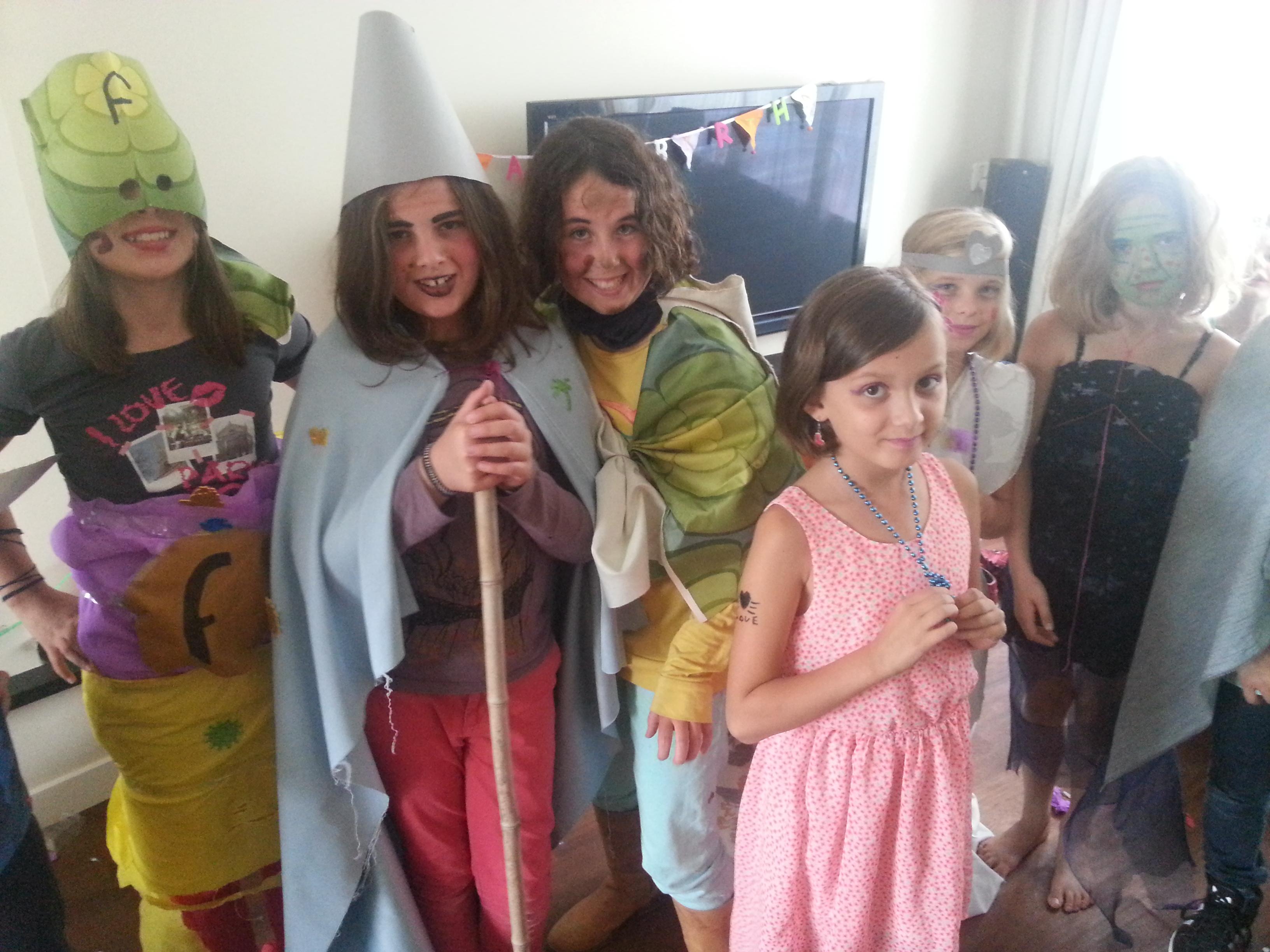Foto's: Kinderfeest