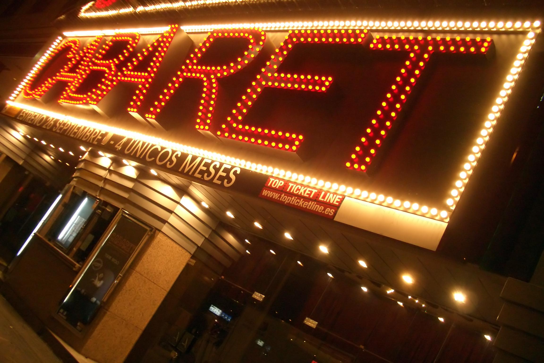 De Nacht van het Cabaret